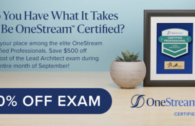 Certification Promotions